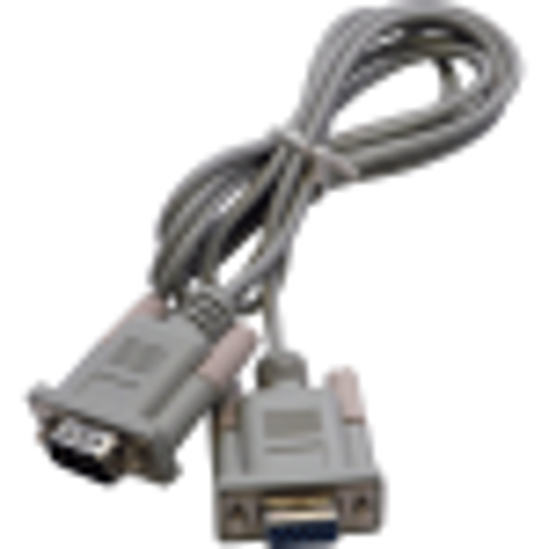 Câble RS-232 vers PC 0