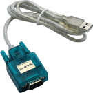 RS-232 vers Câble interface USB
